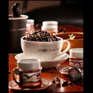 Caffe HABITU the table