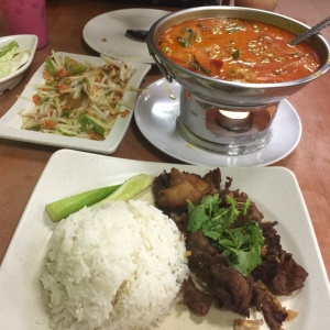 Thai Food @ Golden Mile Complex
