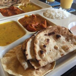 Indian Food @ Yummy Punjaby