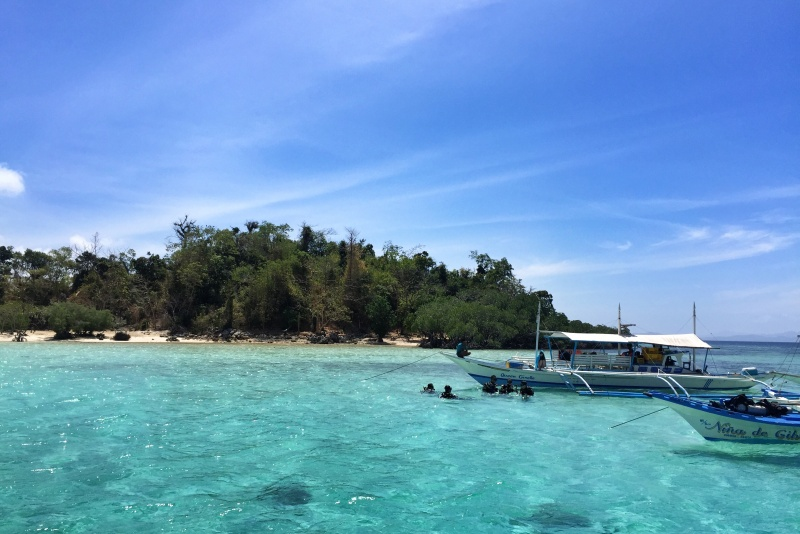 Philippines - Dive sites around Coron Town
