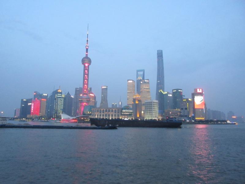Shanghai Weekend