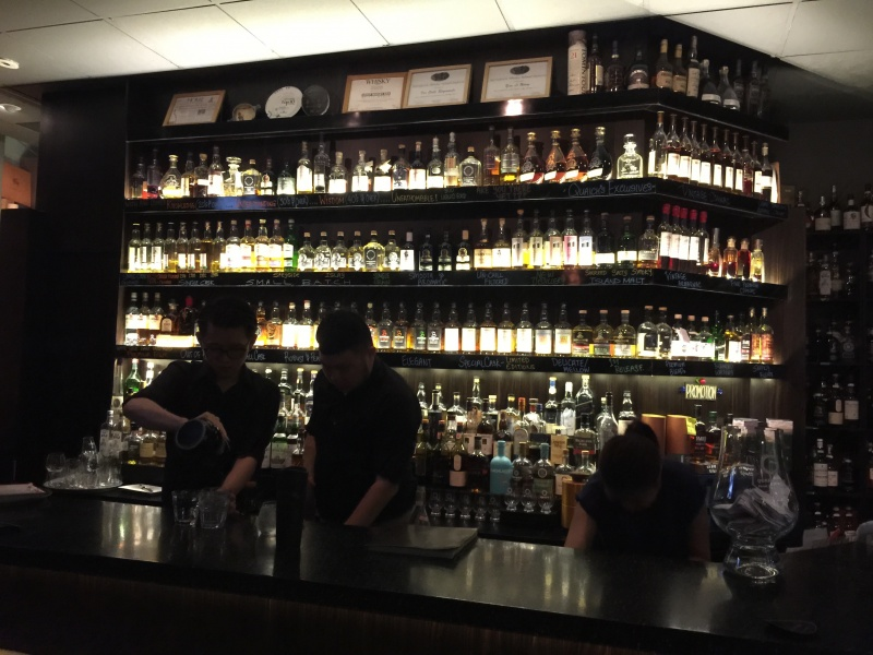 Cool Places to Drink in Singapore