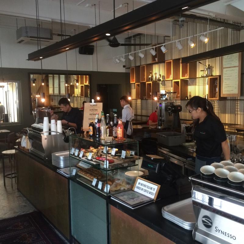 Boutique coffee shops around Jalan Besar
