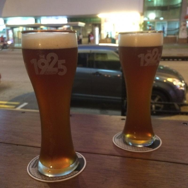 Trendy bars around Jalan Besar