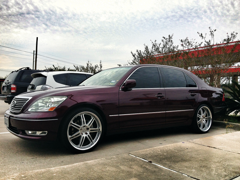 Rims for LS430