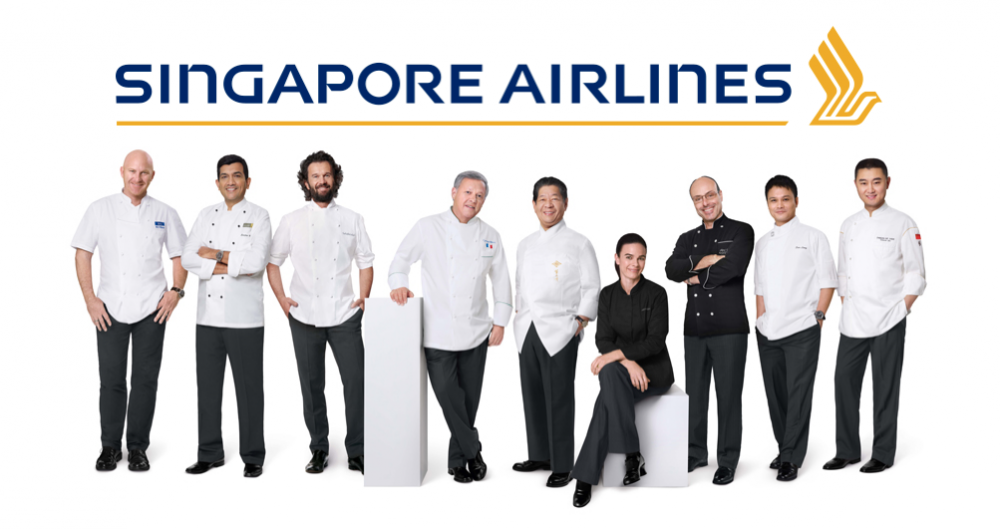 Singapore Airlines - Best Book the Cook Meals