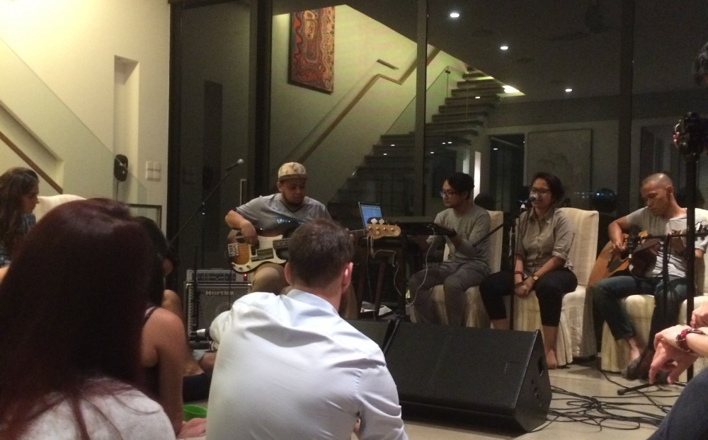 Live Music in Singapore