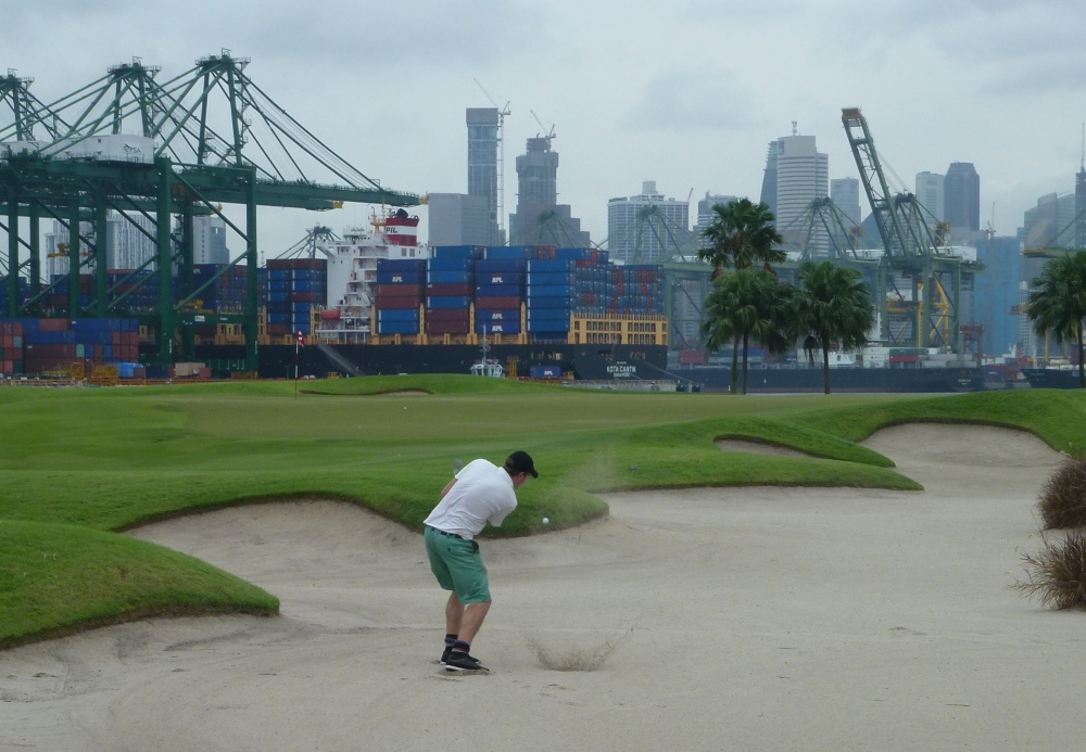 Golf courses in Singapore