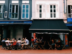 Favourite lunch spots in Singapore