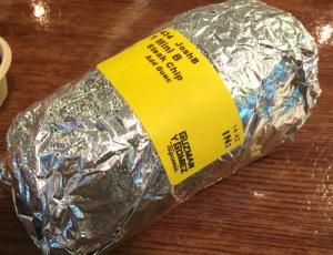 Great Burritos in Singapore