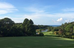 Day out at Ria Bintan Golf Course